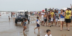 Playas de Alvarado, de las preferidas por el turismo en esta #SemanaSantaAla Veracruzana