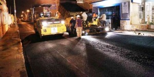 Ayuntamiento de Mérida repavimentó siete kilómetros de calles del Centro