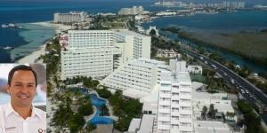 Atención al Turismo en Cancún trabajo coordinado por los tres órdenes de gobierno: Paul Carrillo