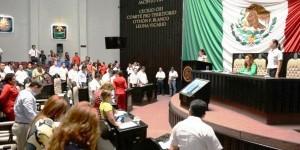 Legisladores presentan iniciativas de vanguardia para Quintana Roo