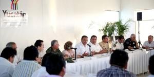 Coordinación e inteligencia para reforzar la seguridad de Yucatán