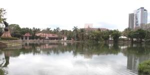 Ayuntamiento de Centro mantiene limpio Laguna de las Ilusiones
