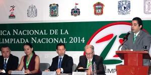 Veracruz es oficialmente sede de la Olimpiada Nacional 2014