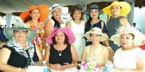 Todo listo para el desayuno del sombrero en Quintana Roo: mariana Zorrilla de Borge