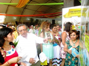 Centla, Paraíso, Teapa y Cunduacán están de feria 2014