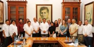 Investigadores de Texas impulsarán proyectos en Yucatán