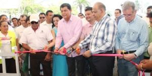 Inaugura alcalde máxima fiesta de los paraiseños 2014
