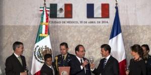 Éste es un nuevo momento de la relación México-Francia: Enrique Peña Nieto