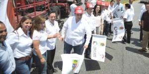 Pone en marcha el gobernador la rehabilitación de pavimentos de la avenida Tulum