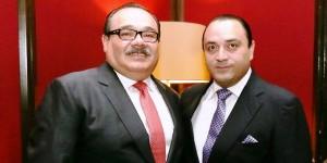 Sostiene el gobernador Roberto Borge productiva reunión con el titular de la SEDATU