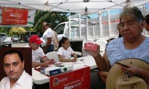 Tarjetas del Bienestar para todos los Quintanarroenses: Roberto Borge