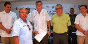 Médicos de Quintana Roo reconocidos por la Federación como gestores de Calidad