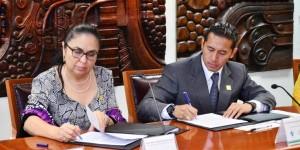UV y SEGOB forman alianza por el fortalecimiento democrático