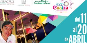 Todo incluido en la Expo Feria Coatza 2014: Andrés Azuela
