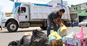Colonias en la capital de Tabasco ya cuentan con recolección de basura