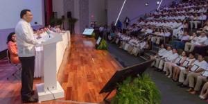Certifican a 208 operadores del nuevo Sistema de Justicia Penal en Yucatán