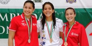 Inicio dorado de Veracruz en los clavados de la Olimpiada Nacional