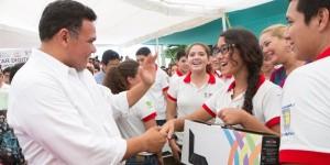 Mantiene Bienestar Digital compromiso con estudiantes yucatecos