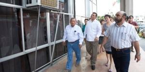 Rehabilitara Gobierno de Yucatán edificio del Congreso