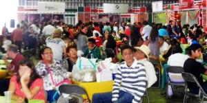 Rotundo éxito la Semana de Yucatán en México 2014