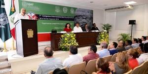 Realizan Congreso Internacional sobre la cultivo de la pigua en la UJAT