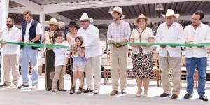 Inaugura gobernador de Veracruz, Javier Duarte Expo Ganadera Ylang Ylang 2014