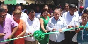 Inauguran la Feria de Jonuta