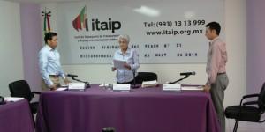 Obliga ITAIP a Educación y Salud información solicitada