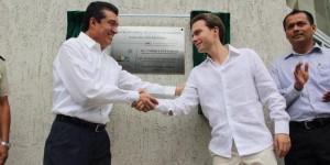 Inaugura Manuel Velasco segundo Centro Estatal de Justicia Alternativa en Tapachula