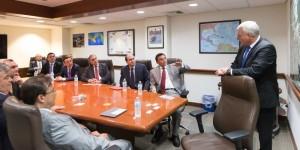 Inician negociaciones para enlazar a Progreso con Miami