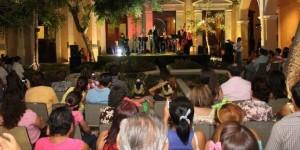 Un éxito en la capital yucateca La Noche Blanca