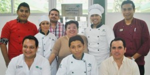 Talentos gastronómicos yucatecos a concurso nacional