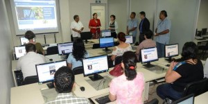 Profesores de la UJAT se capacitan en el dominio del Inglés con docentes de Chicago