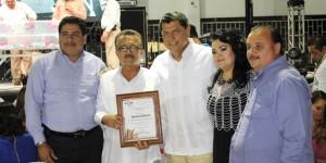 En Paraíso, los maestros son ejemplo de humanismo y factores del cambio: Jorge Carrillo