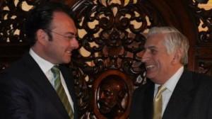 Se reúne gobernador de Tabasco Arturo Núñez con Luis Videgaray