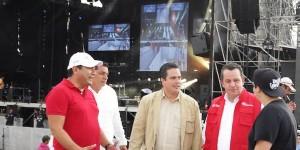 Garantizan seguridad para asistentes al Festival de la Salsa Coatza 2014: Protección Civil