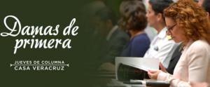 Columna Casa Veracruz: Damas de primera