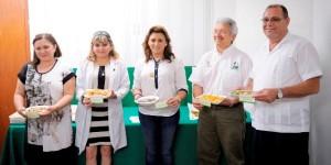 Abanderan DIF Yucatán y UADY proyecto para combatir desnutrición