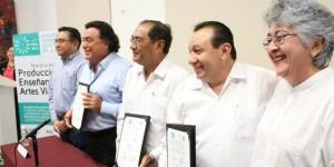 Abrirá ESAY módulo de Maestría de Artes Visuales en Campeche