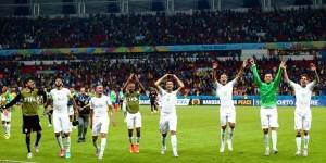 Anota 4 goles Argelia a República de Corea