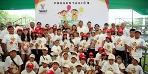 Presentan segunda edición del programa Bienestar en Vacaciones