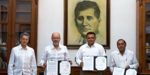 Garantizan calidad de servicios educativos en Yucatán