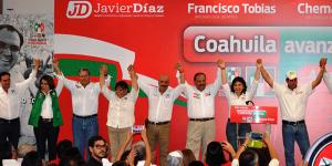 Tiene el PRI a los mejores candidatos en Coahuila: Ivonne ortega