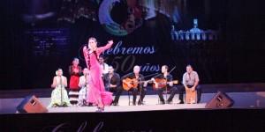 Encanta a tabasqueños el Grupo ¡Viva Flamenco!