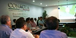 Pronostican fuertes lluvias para Yucatán a causa de un sistema de baja presión