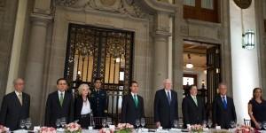 México será un destino atractivo para las inversiones, comercio y turismo: Enrique Peña Nieto