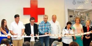 Inauguran quirófanos en Cruz Roja Delegación Veracruz