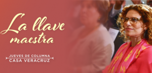 Columna Casa Veracruz: La llave maestra