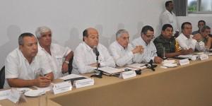 Gobierno de Tabasco instala Comisión de Fenómenos Hidrometeorológicos