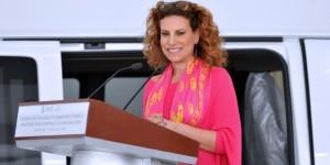 Veracruz es ejemplo en atención a la discapacidad: Karime Macías